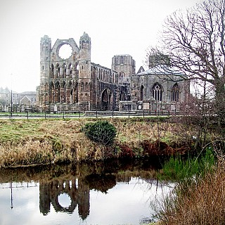 Elgin Cathedral - The Lantern of the North